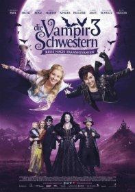 Vampir Kız Kardeşler 3: Transilvanya'ya Yolculuk 2016 Türkçe Dublaj