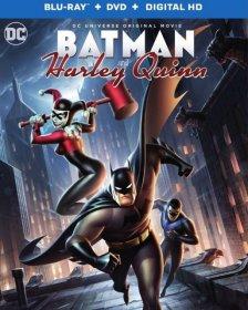 Batman and Harley Quinn 2017 Türkçe Altyazı