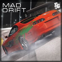 Mad Drift Extreme Racing v 1.08 Android Oyun indir