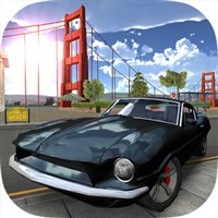 Car Driving Simulator: SF v 2.0.0 Hileli Apk indir