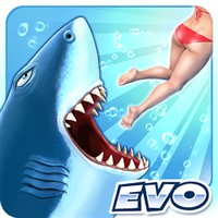 Hungry Shark Evolution v 5.9.2 Hileli Apk indir