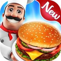 Food Court Fever: Hamburger 3 v 2.4.1 Para Hileli indir