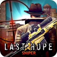 Last Hope Sniper - Zombie War v 1.0 b8 Para Hileli indir