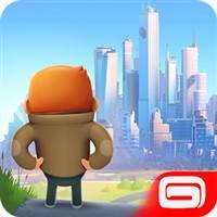 City Mania: Town Building Game v 1.2.1a Hileli Apk indir