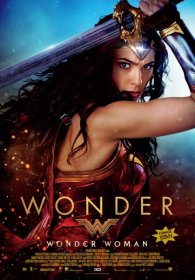 Wonder Woman 2017 Türkçe Dublaj