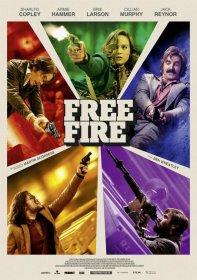 Ates Serbest - Free Fire 2016 Türkçe Dublaj