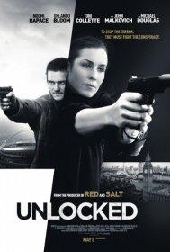 Unlocked 2017 Türkçe Altyazı