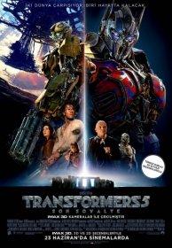 Transformers The Last Knight 2017 Türkçe Dublaj