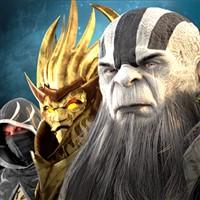 Dawn Of Titans v 1.18.2 Hileli Apk indir