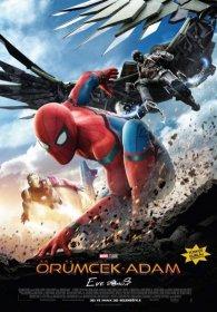 Örümcek Adam Eve Dönüş - Spiderman Homecoming 2017 Türkçe Dublaj ve Altyazılı