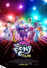 My Little Pony The Movie 2017 Türkçe Dublaj