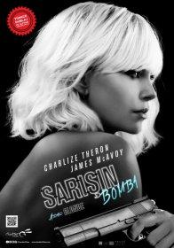 Sarışın Bomba - Atomic Blonde 2017 Türkçe Altyazı