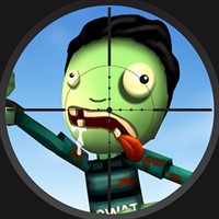 Halloween Sniper : Scary Zombies v 1.2 Para Hileli indir