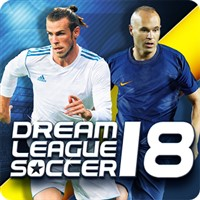 Dream League Soccer 2018 v 5.062 Güncel Hileli indir