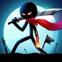 Stickman Ghost: Ninja Warrior v 1.15 Para Hileli indir