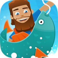 Hooked Inc: Fisher Tycoon v 1.3.1 Apk  Mod indir