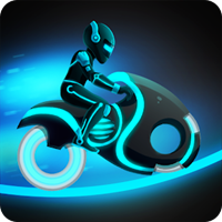 Bike Race Game: Traffic Rider Of Neon City v 3.27 Para Hileli indir