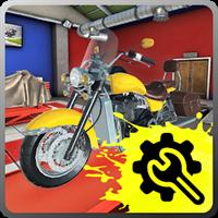 Motorcycle Mechanic Simulator v 0.51 Para Hileli indir