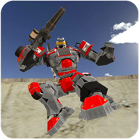 Royal Robots Battleground v 1.0 Apk Mod indir