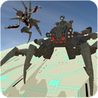 Spider Robot v 1.1 Güncel Hileli indir