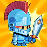 Tap Knight - RPG Clicker Hero Game v 1.29 Hileli Apk indir