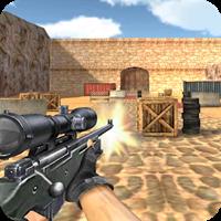 Sniper Shoot Fire War v 1.2.4 Para Hileli indir