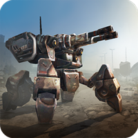 Mech Legion: Age of Robots v 2.15 Hileli Apk indir