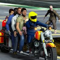 Bus Bike parking & Driving Dead Zombies Rescue 3D v 1.9 Para Hileli indir