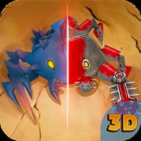 Spore Monsters 3D v 1.02 Güncel Hileli indir