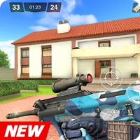 Critical Battle Strike: Online FPS Arena Shooter v 1.67 Para Hileli indir