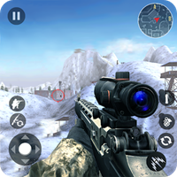 Winter Mountain Sniper - Modern Shooter Combat v 1.1.4 Güncel Hileli indir