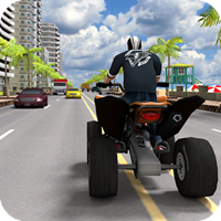 Endless ATV Quad Racing v 1.3.3 Hileli Apk indir