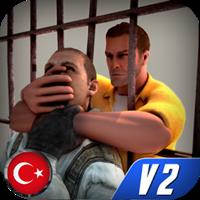 Survival Prison Escape v2: Free Action Game v 1.0.9 Hileli Apk indir