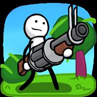 One Gun: Stickman v 1.3 Para Hileli indir