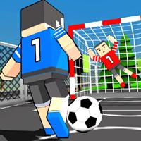 Cubic Street Soccer 3D v 1.1.0 Hileli Apk indir