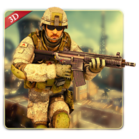 Military Commando Shooter 3D v 2.3.2 Hileli Apk indir