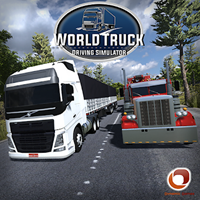 World Truck Driving Simulator v 1.009 Para Hileli indir