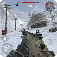 Rules of Modern World War Winter FPS Shooting Game v 1.2.3 Güncel Hileli indir