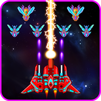 Galaxy Attack: Alien Shooter v 5.75 Hileli Apk indir