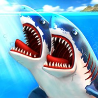 Double Head Shark Attack v 4.9 Para Hileli indir
