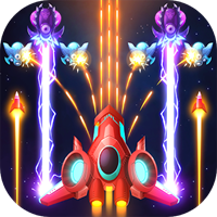 Air Strike - Galaxy Shooter v 0.4.9 Hileli Versiyon indir