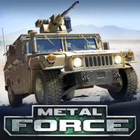 Metal Force: War Modern Tanks v 3.07 Full Mod indir