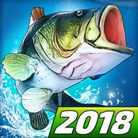 Fishing Clash: Catching Fish Game. Bass Hunting 3D v 1.0.35 Hileli Versiyon indir